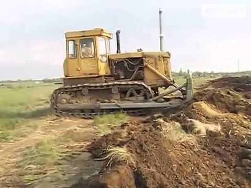 ЧТЗ Т-130 1991 в Ужгороде