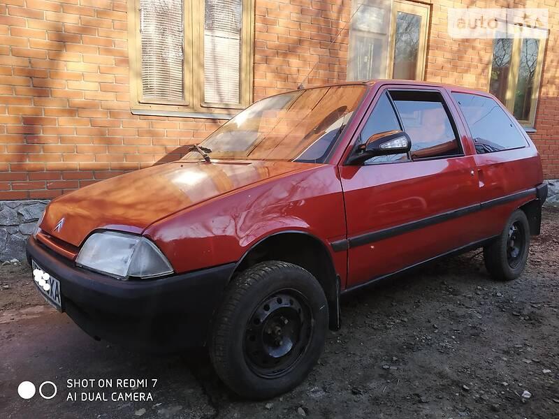 Citroen AX 1990 в Харькове