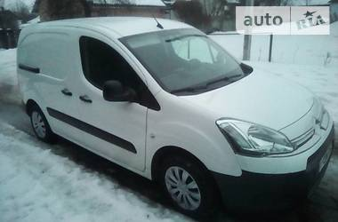 Citroen Berlingo груз.  2014