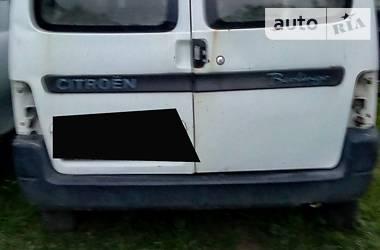 Citroen Berlingo груз. 1997 в Львове
