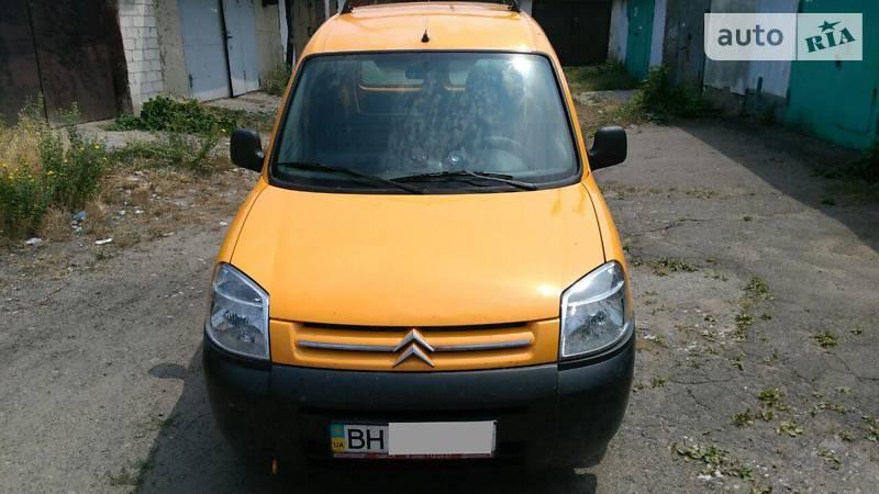 Citroen Berlingo груз. 2007 года в Одессе