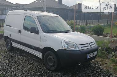 Citroen Berlingo груз. 2003 в Луцке