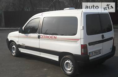Citroen Berlingo пасс. 2006 в Чернигове