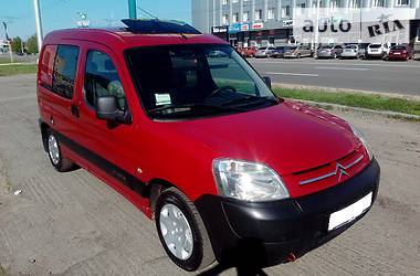 Citroen Berlingo пасс. 2007 в Полтаве