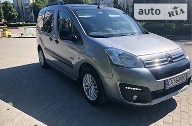 Citroen Berlingo пасс. 2015 в Черкассах