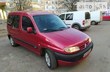Citroen Berlingo пасс. 1999 в Белой Церкви