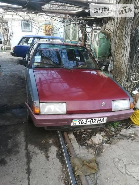 Citroen BX 1986 года в Запорожье