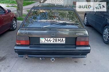 Хэтчбек Citroen BX 1985 в Черкассах