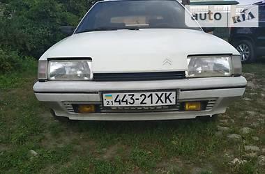 Хэтчбек Citroen BX 1988 в Харькове