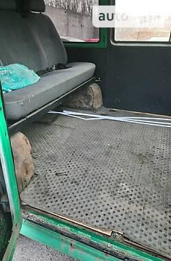 Легковий фургон (до 1,5т) Citroen C25 пасс. 1983 в Вінниці