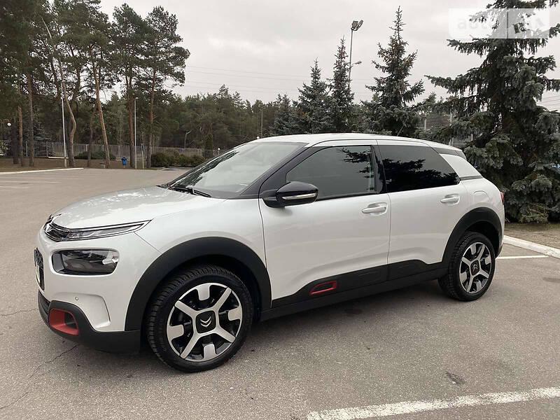 Citroen C4 Cactus 2018 в Киеве