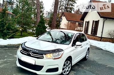 Citroen C4 TDI Attraction  2013