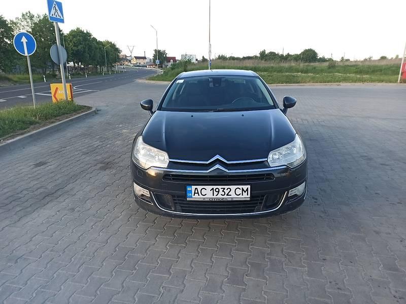 Седан Citroen C5 2010 в Луцке