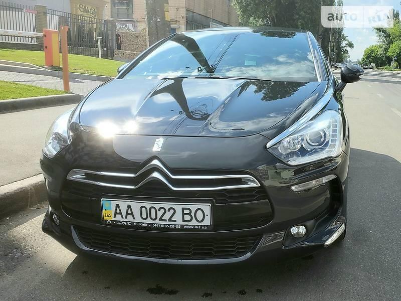 Седан Citroen DS5 2012 в Києві