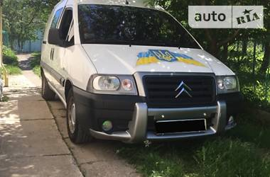 Citroen Jumpy груз. 2006 в Надворной