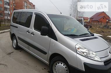 Citroen Jumpy пасс.  2008