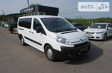 Citroen Jumpy пасс. 2008 в Полтаве