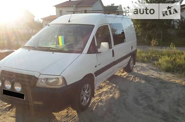 Citroen Jumpy пасс. 2004 в Черкассах