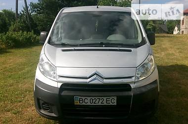 Citroen Jumpy пасс. 2009 в Новояворовске