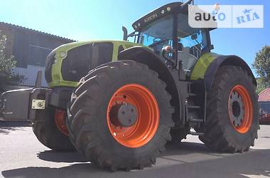 Claas Axion 2016 в Киеве