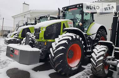Claas Axion 2018 в Днепре