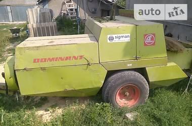 Кормоуборочная техника Claas Dominant 2005 в Черновцах