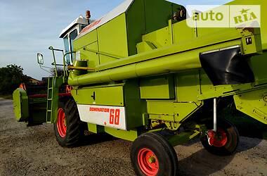 Комбайн зерноуборочный Claas Dominator 68 1989 в Луцке