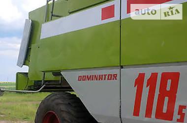 Claas Dominator 118 SL Maxi 1995