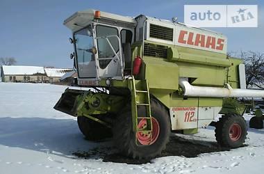 Claas Dominator 112 1987