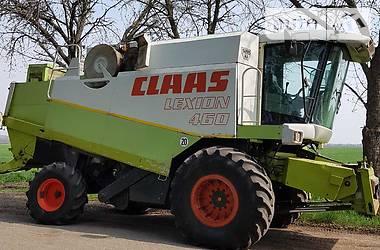 Claas Lexion 460 1999 в Дніпрі