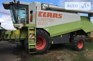 Claas Lexion 460 2001 в Акимовке
