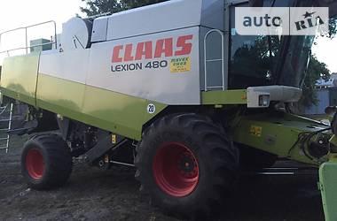 Claas Lexion 480 2002 в Дніпрі
