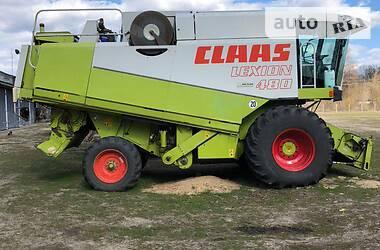 Claas Lexion 480 1996 в Борзне