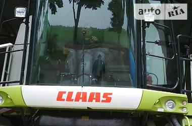 Claas Lexion 580 2005 в Тернополе