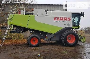 Claas Lexion 580 2005 в Гайвороні