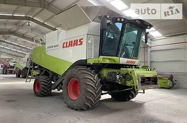 Комбайн зерноуборочный Claas Lexion 600 2007 в Володарке