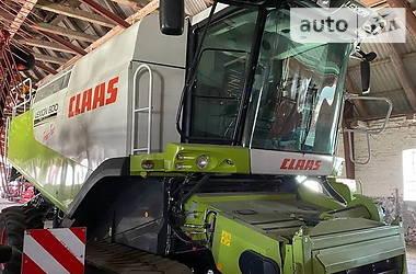 Комбайн зерноуборочный Claas Lexion 600 2009 в Ровно
