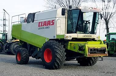 Claas Lexion 480 2004