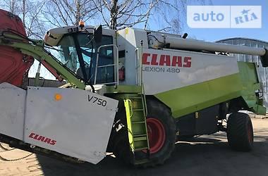 Claas Lexion 2002 в Черняхове