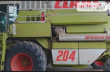 Claas Mega 204 1997 в Луцке