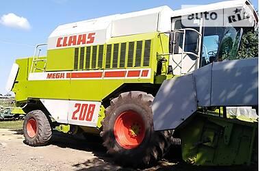Claas Mega 208 1995 в Черкассах