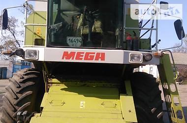 Claas Mega 1995 в Компанеевке