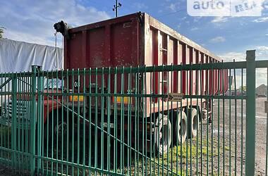 Зерновоз - полуприцеп Coachworks SDC 2002 в Луцке
