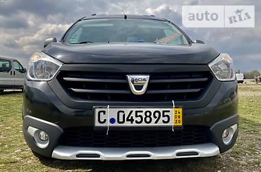 Минивэн Dacia Dokker пасс. 2015 в Ивано-Франковске