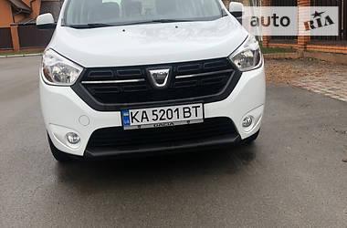 Универсал Dacia Dokker пасс. 2017 в Киеве