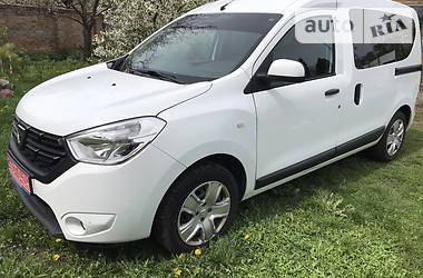 Минивэн Dacia Dokker пасс. 2017 в Знаменке