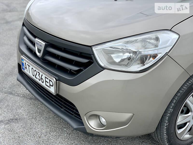 Dacia Dokker пасс. original passenger