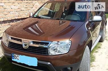Dacia Duster 2012 в Золочеве