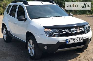 Dacia Duster 2015 в Коломые