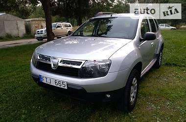 Dacia Duster 2010 в Дрогобыче